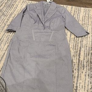 NWT Rickis Grey Suit with stretch